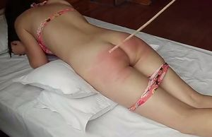 [Chinesespanking] M225 - Swimsuit Dame..