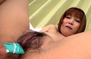 Kaho Kitayama showcases off in..