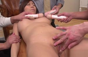 Gargle job and vaginal bang-out