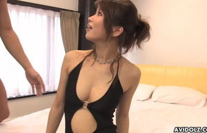 Asian darling, Runa Sezaki got..