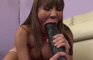 Exotic pornographic star Ava Devine in..