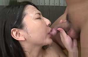 Adult movie star Megumi's Basement 50..