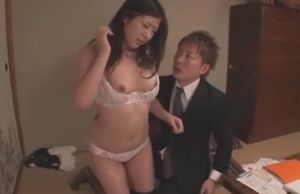 Super-naughty Chinese  Jun Sena in..