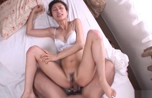 Chinese Model Akari gets fucked rock..