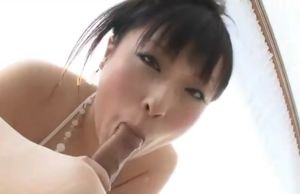 Rika Sonohara Deep-throats Spear