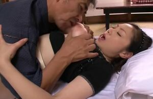 Chesty Chinese Mature plumbs 2 studs