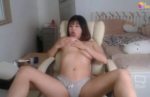 Amateur, asian, big-tits, solo,..